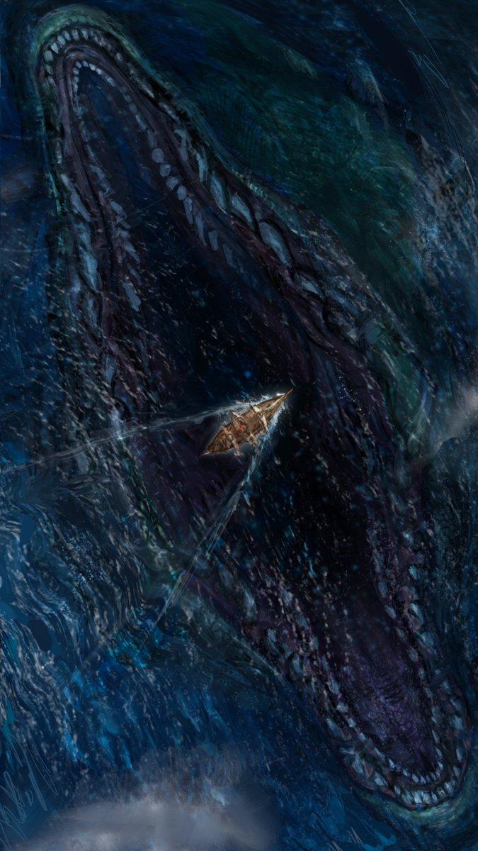 恐怖 症 海洋