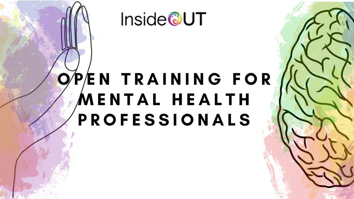 We are holding an open rainbow competency training for mental health professionals! To be held at Te Herenga Waka Victoria University's Kelburn Campus on Friday 3 July from 9:30AM-3:30PM. $120 registration, limited spaces available. Sign up: https://t.co/JvZ3AtkYVK https://t.co/ff60VNsp0r