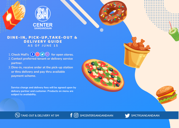 Check out our menu and delivery options available today, June 15. https://t.co/Ty3yIC4vtR