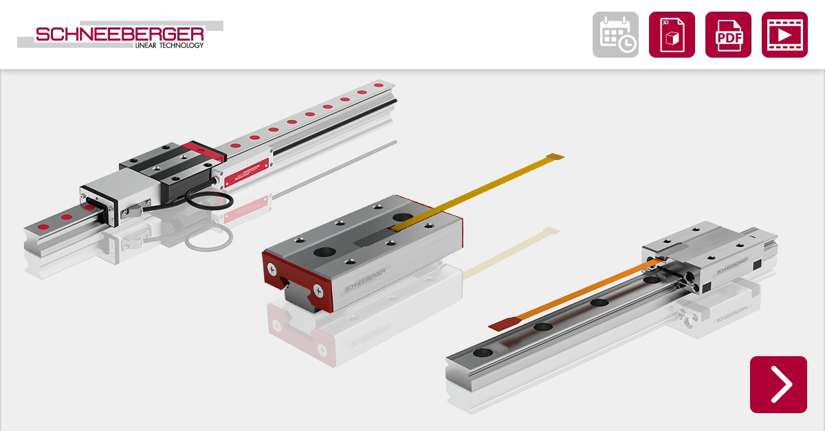Exact linear motion requires extremely accurate distance measurement. SCHNEEBERGER, with its integrated distance measuring systems for a variety of applications, offers cost-effective solutions.  More information: https://t.co/4FeBIM5wSe  #schneeberger #lineartechnik https://t.co/ipoyeIiqt8
