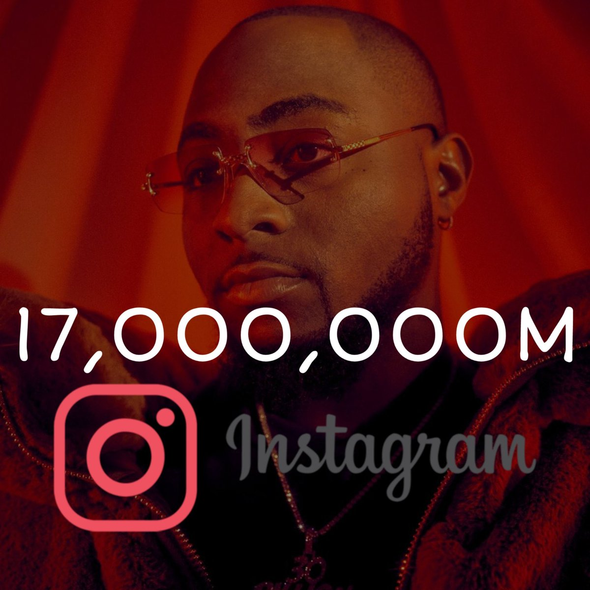 The more he UNFOLLOWs the more he gains FOLLOWERS    Who's that king 👑 ?  He hasn't posted anything on his social media account for 12 days now and followers keep increasing.  #17M fucking followers, the biggest African artist ever...  OBO 1  #WeMissDavido   #plscomeback https://t.co/zRntSDwqHW