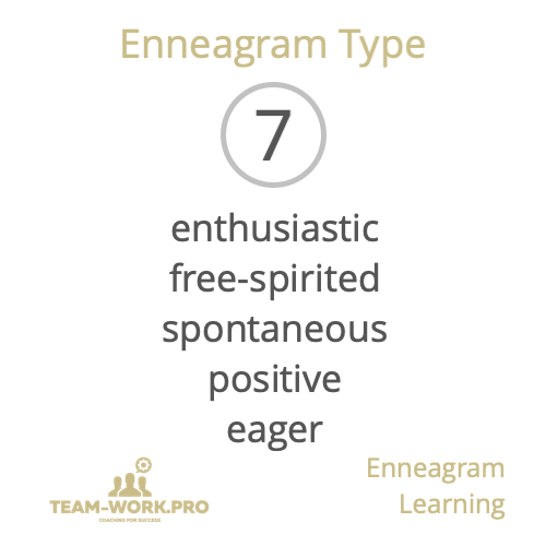Bite sized Enneagram Learning with https://t.co/4rjw8RkUnw. Today, words associated with Enneagram Type 7. To obtain a FREE Bronze Enneagram Learning programme, just tag a friend and both your names will be entered in this week's draw.  https://t.co/N9EPf7GpDD https://t.co/E4MTwi8jcF