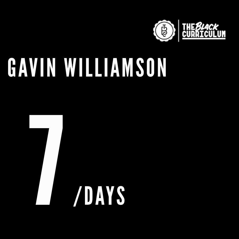 1/7 Today marks exactly ONE WEEK until the deadline for@GavinWilliamson to respond to our call.   This is our chance to achieve real social change and make history!   Follow this thread to see the What, Why, Who, When and Where of our campaign & How you can continue to support. https://t.co/hvyCm4OaBw