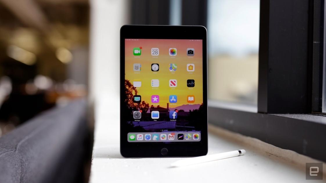 Apple's latest iPad mini drops to $349 at Amazon