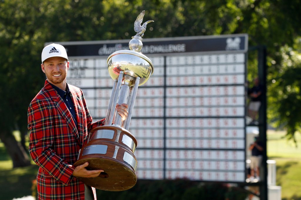 Dream come true! Wins never come easy, you have to fight until the end! Grateful to be the champ of such a great tournament @CSChallengeFW @PGATOUR #straitvibin #3 https://t.co/NFyFEY3NZ4