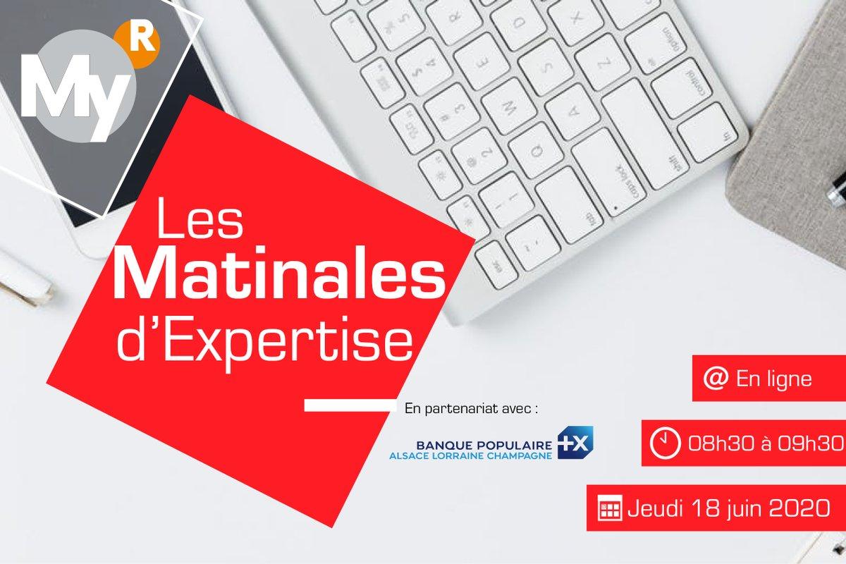 """[Webinaire #Myreseau]  Les Matinales d'#Expertise en Live : """"Le Contrôle fiscal"""", animée par Maître Martin HOLTZ, FIDAL 📆 Jeudi 18/06 de 8h30 à 9h30 💻 En ligne sur Zoom 📝 Inscrivez-vous : https://t.co/ucxf8vDQz0 Un événement @MetzCescom57 et @BPALC  #Informations #Conseils https://t.co/TQV260LM4S"""