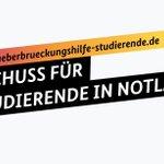 Image for the Tweet beginning: #Corona #Ueberbrueckungshilfen für #Studierende morgen,
