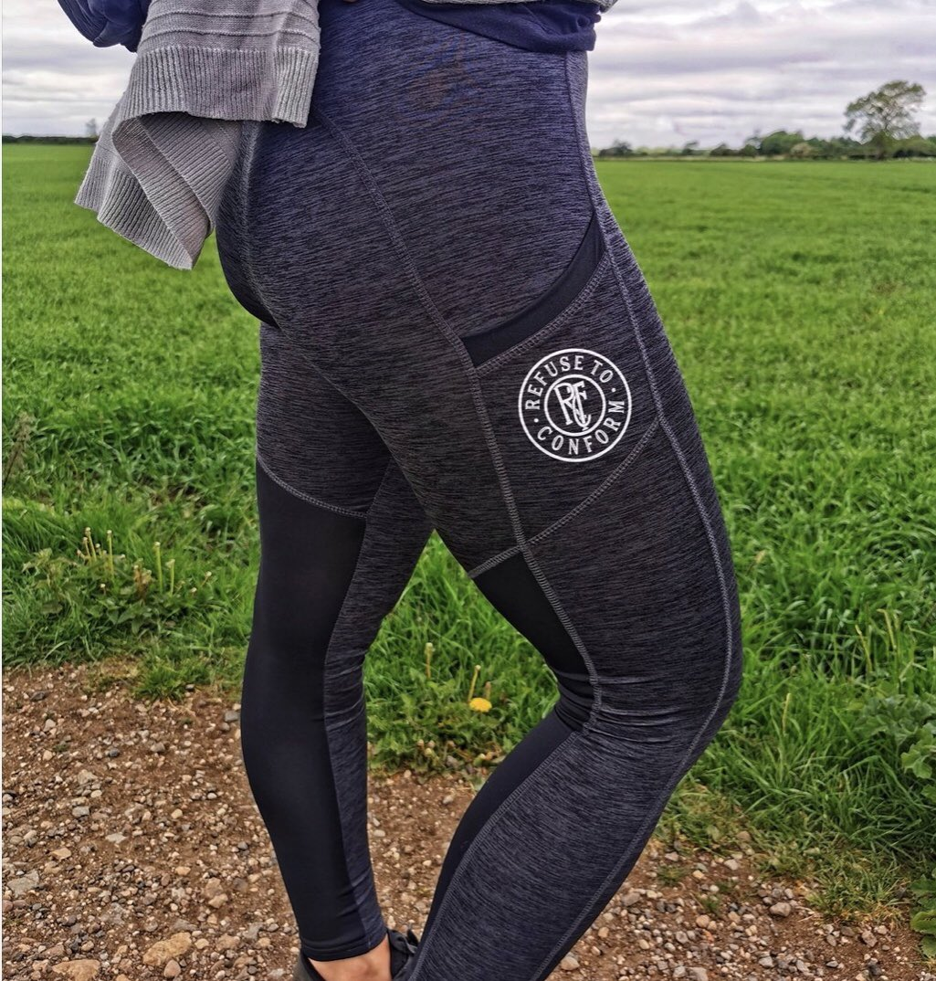 Love these gym leggings   Check them out at @RTCClothing   Use COLEMAN10 for a 10% discount #unisexclothing #gymlife #workout #lgbt #Clothing #RefuseToConform pic.twitter.com/dCLIMnYWHI