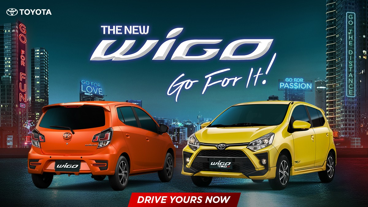 The New Toyota Wigo is here! Now you can enjoy the freedom to go for what you want in life. Visit https://t.co/gnhARI2DiG to inquire online. #WiGoForIt https://t.co/VPfppjiGMs