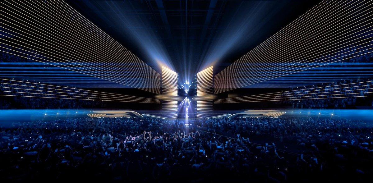 De twee halve finales en de finale van het #Eurovisie @songfestival 2021 in Rotterdam vinden volgend jaar plaats op dinsdag 18, donderdag 20 en zaterdag 22 mei plaats. 🎶 'De ambities zijn onverminderd hoog', zegt @SietseBakker. Meer info 👉 https://t.co/PzToOSFkEV #ESF2021 https://t.co/lhtcxNw1GI