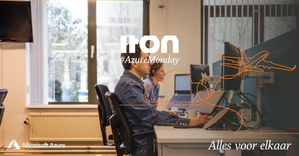 The Journey to the Cloud begins with ITON. Vandaag op #AzureMonday staat @DataQuint in de spotlight. Dataquint maakt gebruik van het Azure platform om hun applicatie aan te bieden richting hun klanten.    𝘈𝘭𝘭𝘦𝘴 𝘷𝘰𝘰𝘳 𝘦𝘭𝘬𝘢𝘢𝘳  #cloud #azure #iton https://t.co/QqGBOWx23Z