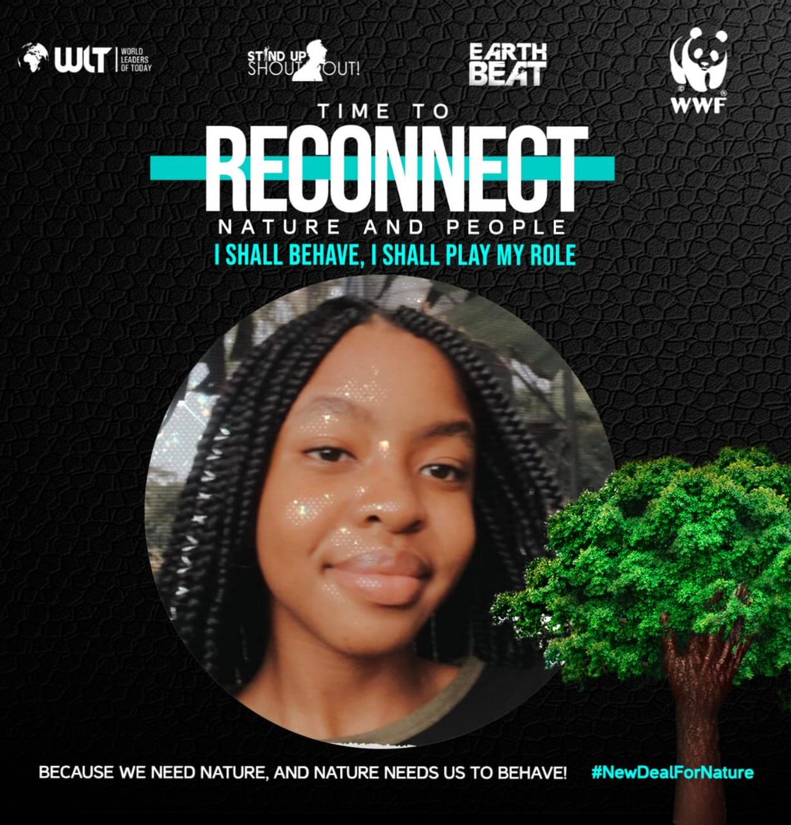 #DealForNature #ReconnectWithNature #SLAInnovationChallenges2020 #UbuntuNature @SUSOyouth  @MrPmoll https://t.co/iY9B8hKpvD
