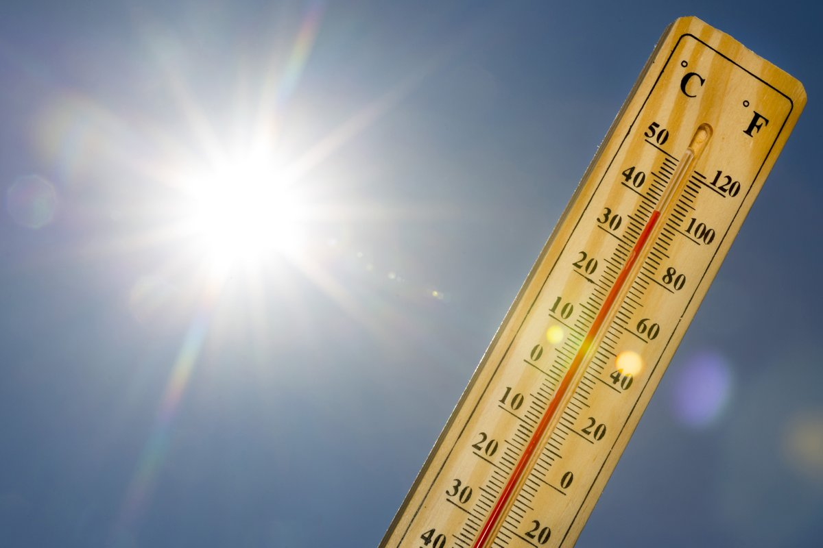 Are you a safety professional with concerns about heat and hot environments? Our Criteria Document provides detailed information about heat hazards and workplace recommendations. go.usa.gov/xv8tZ #BeatTheHeat #HeatSafety