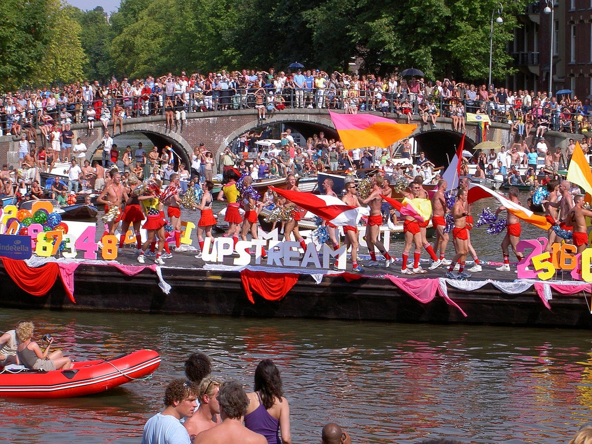 The Netherlands Is One Of Europe's Most Gay
