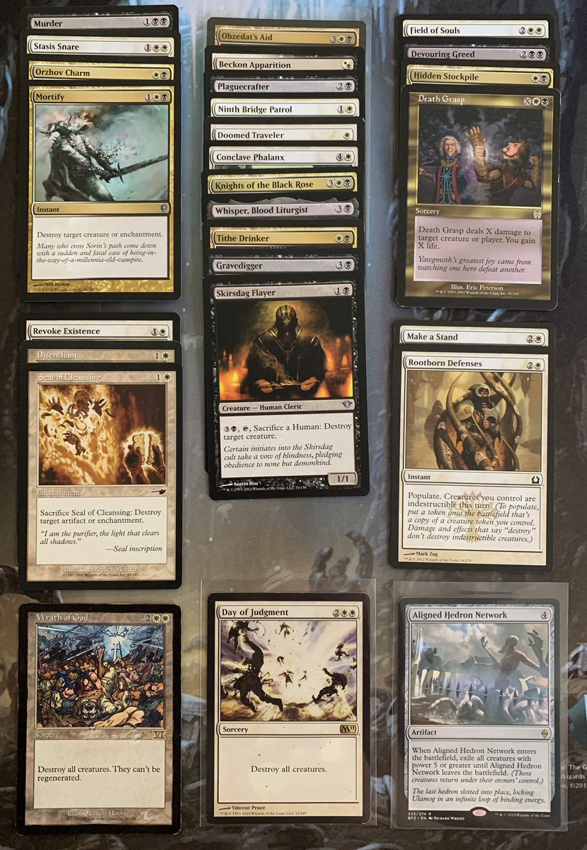 Wrangler Of Rascals On Twitter New Giveaway Teysa Orzhov Scion Commander Deck Attack Your Opponents With Buff Spirits Then Sacrifice Them To Ping Your Opponents And Finish The Job Follow Retweet To Enter Edh recommendations and strategy content for magic: twitter