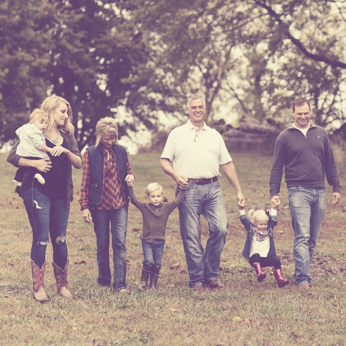 """""""Our family's been here before this town even existed, farming for seven-going-on-eight generations now. The work connects me to my past, and I'd be thrilled if my kids choose to carry it on someday.""""  – Scott Sands and the Sands Family, Indiana Kitchen farmers  #MyBrandIsIndiana https://t.co/yaRD0h3Vll"""