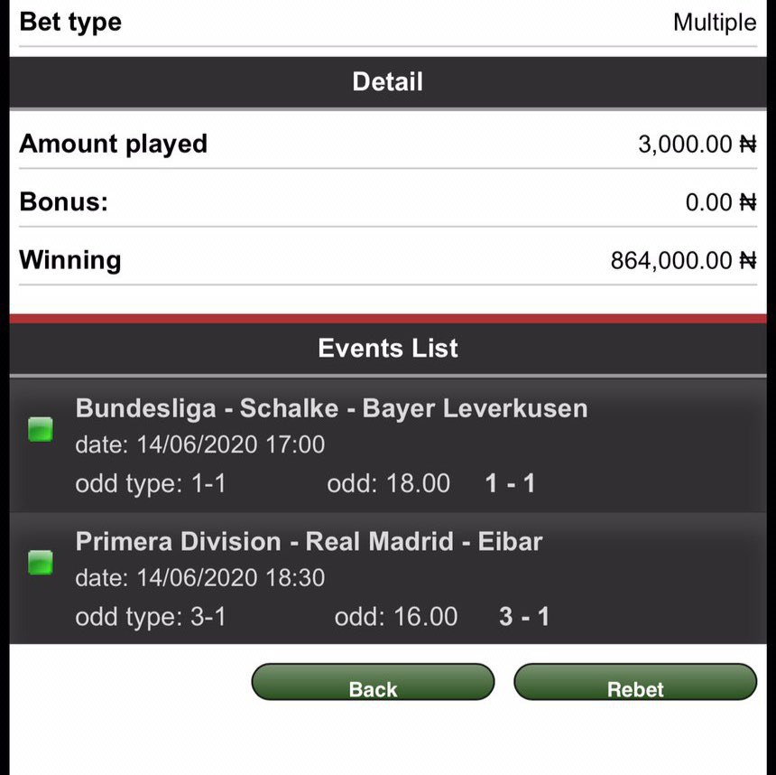 Check everything 👆👆👆💥 There is no need to talk much about results ....we don't talk a lot but we deliver 💥💥💥💥💥💥💯💥💥💥✅✅✅✅✅✅✅✅✅✅✅✅✅ Whatsapp for more details. #NewNormal #DortmundVsBayern #VizagGasLeak https://t.co/JjA9DM43Lb