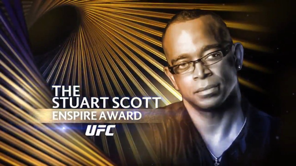 The 2020 Sports Humanitarian Awards presented by @bmsnews began today on @SportsCenter  @HilinskisHope received The Stuart Scott ENSPIRE Award sponsored by @ufc which celebrates taking risks & an innovative approach to help through the power of sports https://t.co/qaCspb7x0k