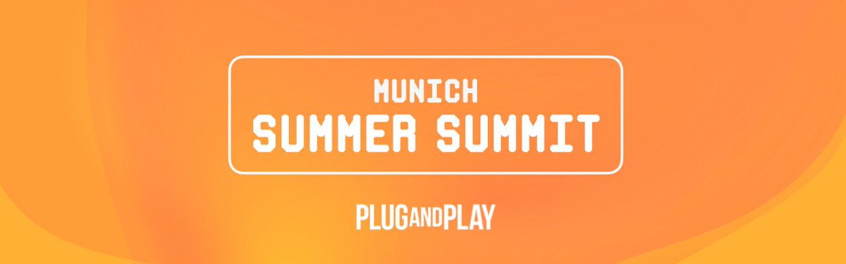 We're excited to announce that Userlane will be pitching at the Munich Summer Summit on 1 July! 🌞 For more information about this event and to attend (virtually of course!), follow the link 👉  https://t.co/1dc3z5kxlE #MucPnPSummer2020 #VirtualEvent #OpenInnovation #PnPInsurtech https://t.co/aDZGArXiUB