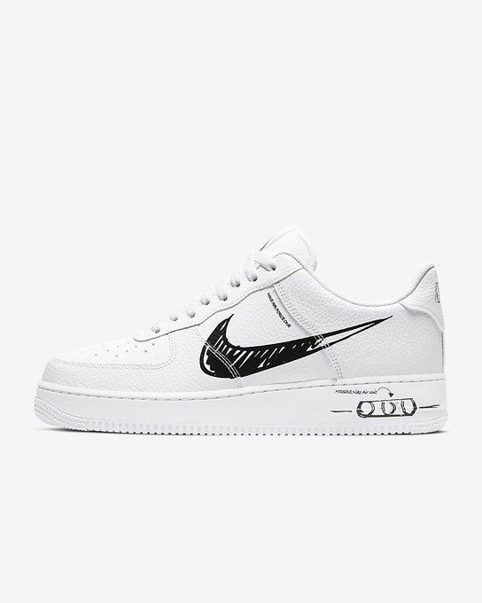 Ad: Nike Air Force 1 LV8 Utility