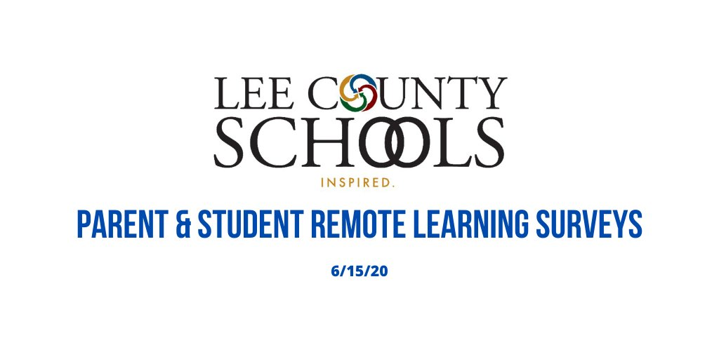 LCS students and families, While we do not yet know what next school year will look like, we are asking for your feedback to help us better prepare for it. Please take a few minutes to complete our surveys below. Thank you! https://t.co/W9rKOQHk9V https://t.co/OK4vR0cLPz https://t.co/NaXfcREBgg