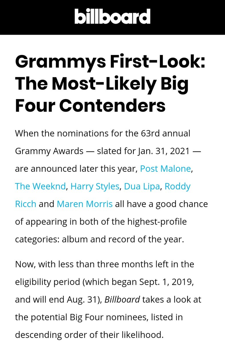 harry styles charts on twitter billboard s predictions for the 63rd annual grammy awards the potential nominees in the big four categories album of the year fine line record of the year 63rd annual grammy awards
