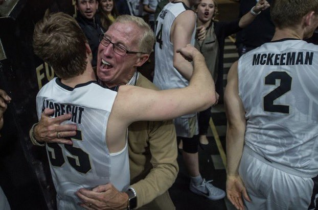 RIP Morgan Burke.   You left an incredible imprint on the Purdue Boilermaker family. https://t.co/J0wHBTXPoG