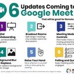 Image for the Tweet beginning: 6 nuevas mejoras que se