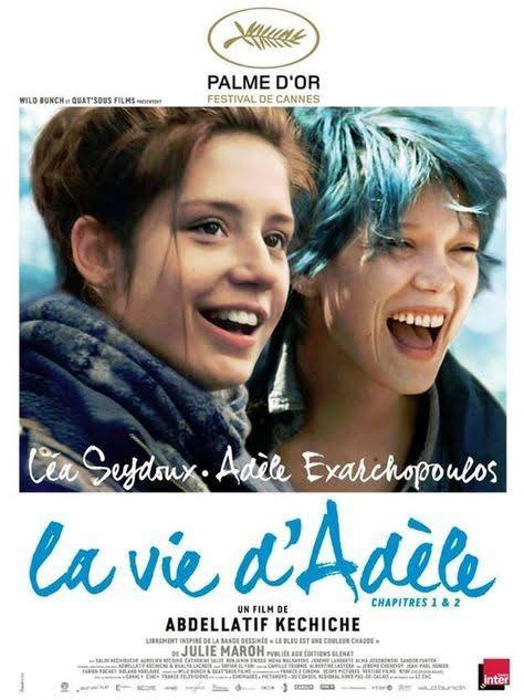 """Caner Eler on Twitter: """"Yazdım La Vie d'Adil = Adil'in Hayatı diye. La Vie  d'Adele = Adele'in Hayatı. Afiş fontu ile yazmışlar kapağa da. Ayrıca  Rami'nin inişler çıkışları, Dünya Kupası, Marsilya'dan kovuluş"""