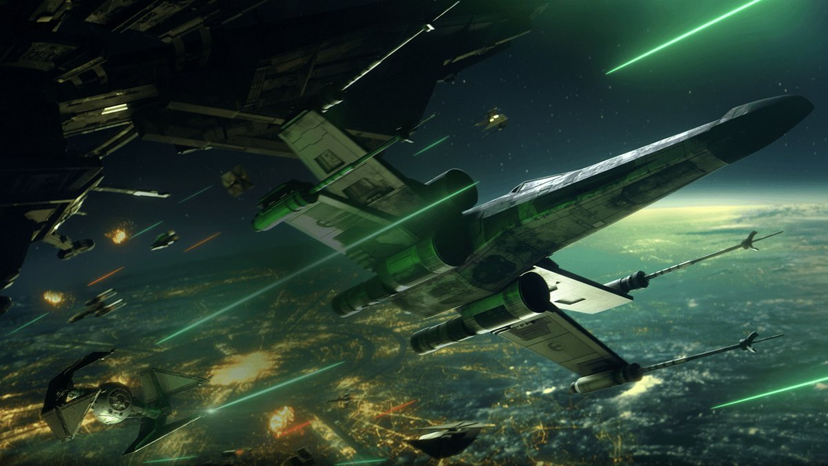'Star Wars: Squadrons' trailer is