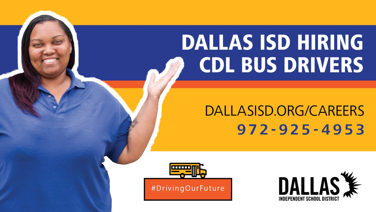 Student Transportation is now hiring CDL Bus Drivers. Join our team! #NowHiring #Employment #Jobs