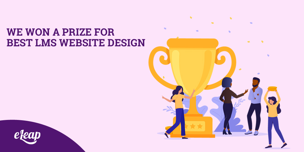 test Twitter Media - Apparently our eLeaP won a design award. 🥰 Thank you @eLearningIndustry for the recognition. It is hard work but totally worth it.  . 👉🏻https://t.co/QbOSwr2YvJ👈🏻 . #designthinking #visualdesign #elearning #lms #userexperiencedesign https://t.co/7BhE3Ezcik