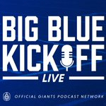 Image for the Tweet beginning: Big Blue Kickoff will not