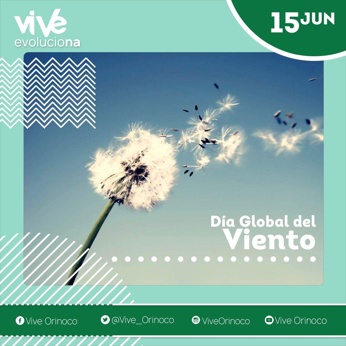 #15Junio | Es el día perfecto para descubrir el viento, la energía eólica y sus posibilidades para cambiar el mundo. #diaglobaldelviento  #cambiaelmundo #vida #EnergiaEolica  #CaminoElectoralYDemocraticopic.twitter.com/QlzRLgyLXD