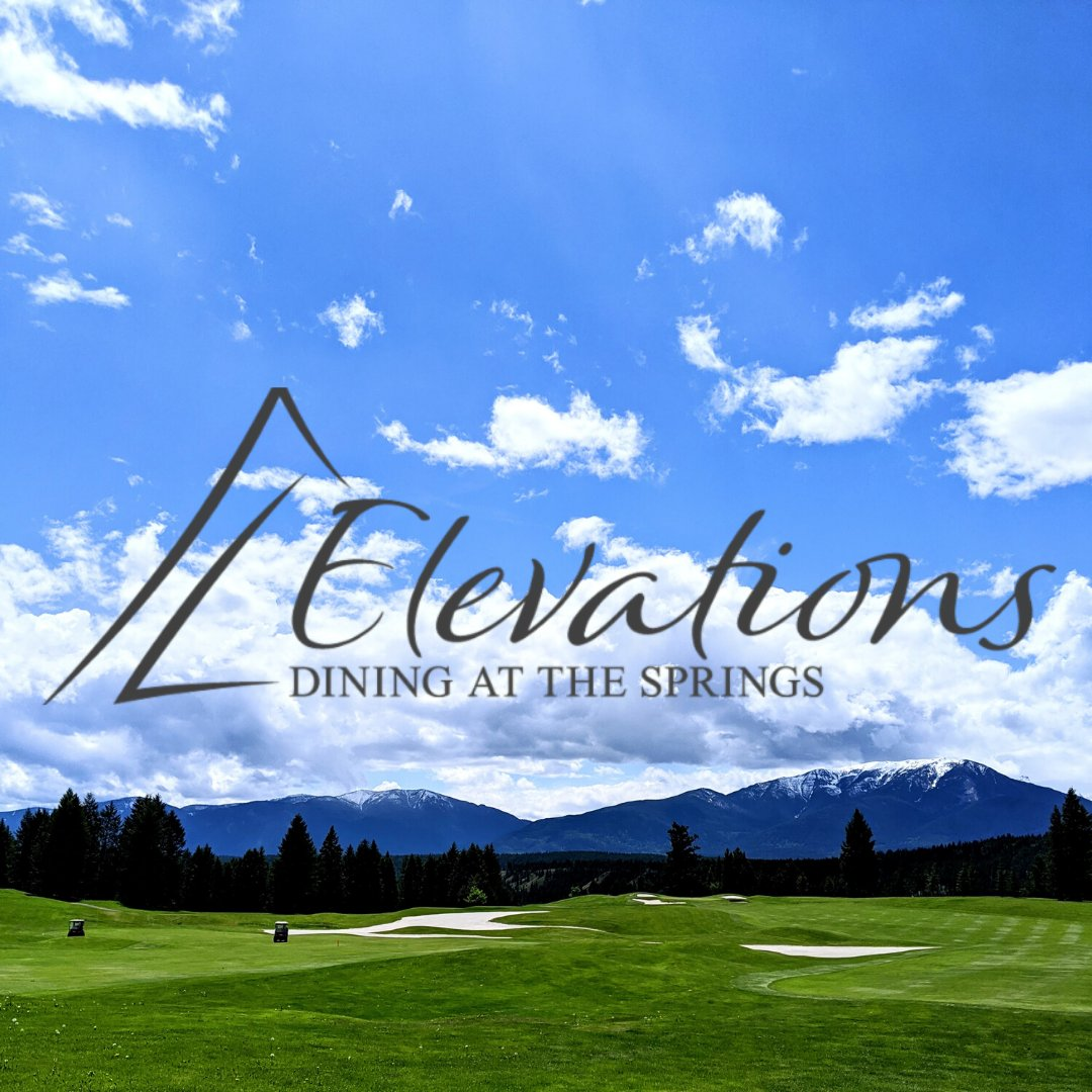 Elevations restaurant now open! Contact us today (250)-347-6205   #golf #yyc #restaurants https://t.co/XHQk3yR0l3