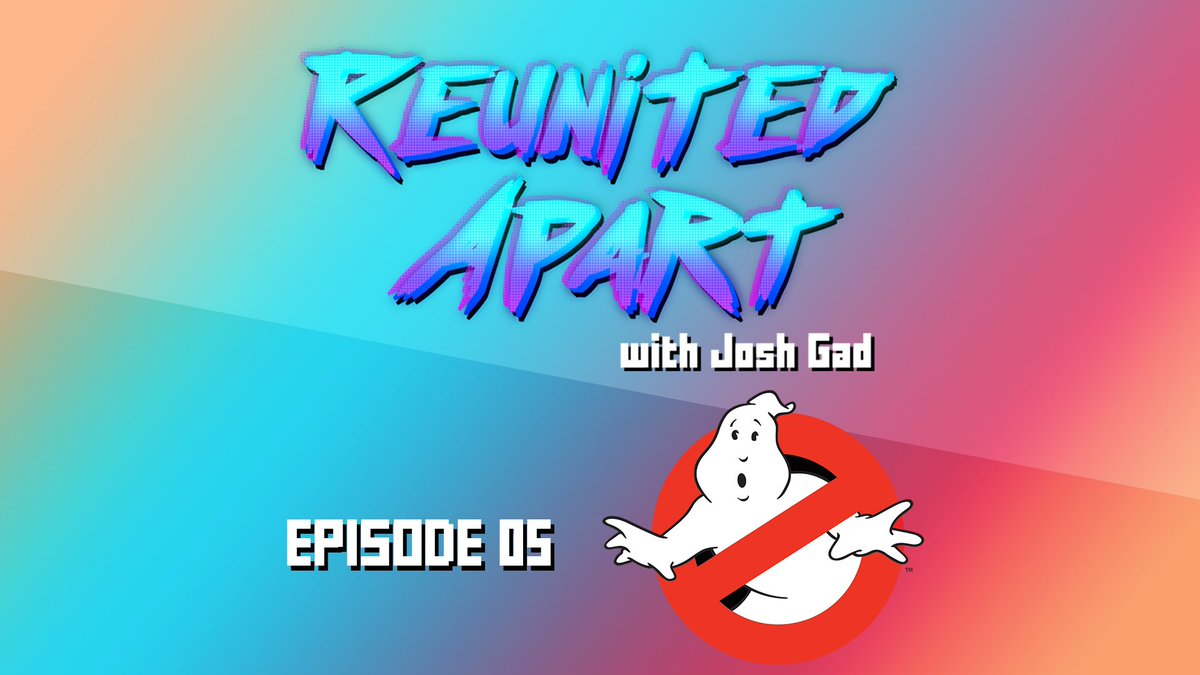 So thrilled to finally share #Ghostbusters #ReunitedApart w/ all of you. Love this episode!!! Thank you @kumailn for your participation!!! Love surprising our guests and this was a special one! Everyone please donate (if you can to @eji_org ) - WATCH NOW! https://t.co/fFVI0SLIUl https://t.co/4dUx48cX0i