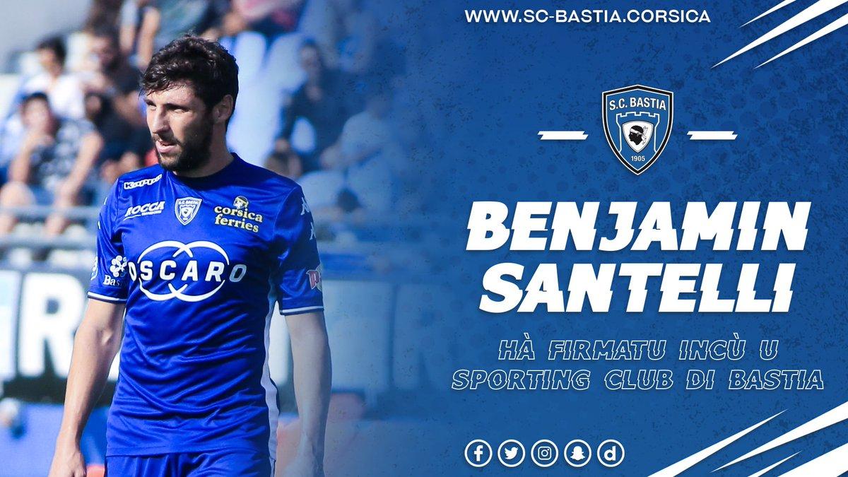 Benjamin Santelli
