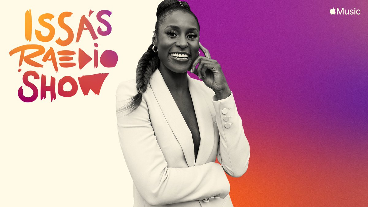Music is a major character in #InsecureHBO. In this episode of @TheRaedio show, I'm taking you thru some of my favorite song moments of the series & sharing my favorite film soundtrack scenes of all time. Plus an interview w/ @realpinksweats! @AppleMusic  https://t.co/lzpMADJ2Ar https://t.co/jZuyv1IouS