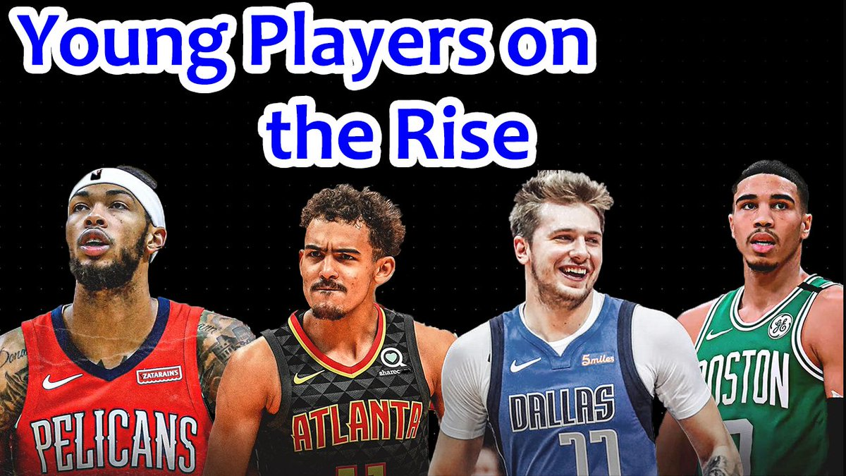 NBA Fantasy Basketball Young Stars to Watch! Most Improved players 2020! Watch video here:  https://t.co/gSlEuK7lQT    #nbafantasy #fantasynba #NBA #lukadoncic #traeyoung #jaysontatum #brandoningram #fantasybasketball https://t.co/PEMOlajZN7