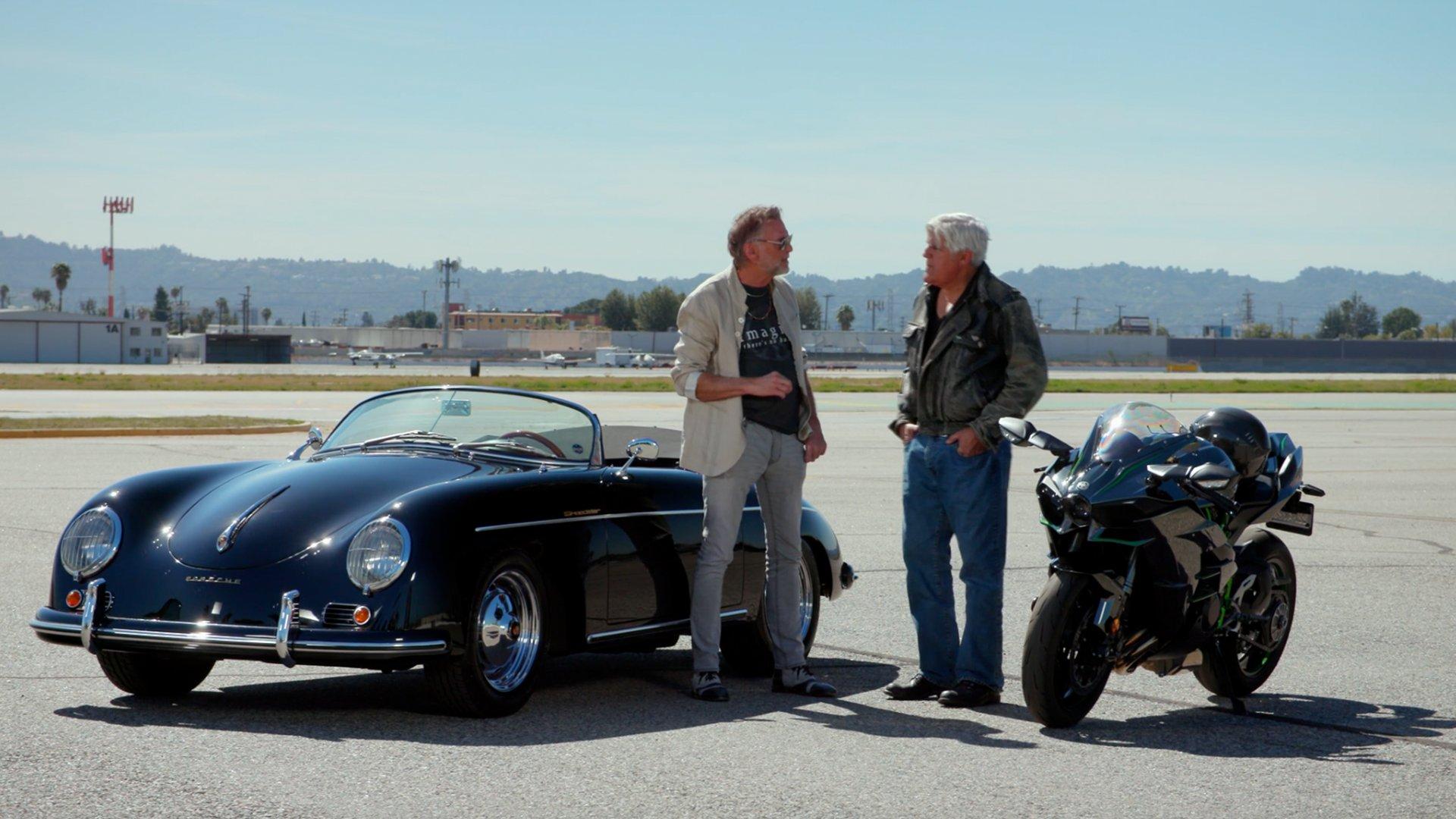 Photo of Kenny Loggins  - car
