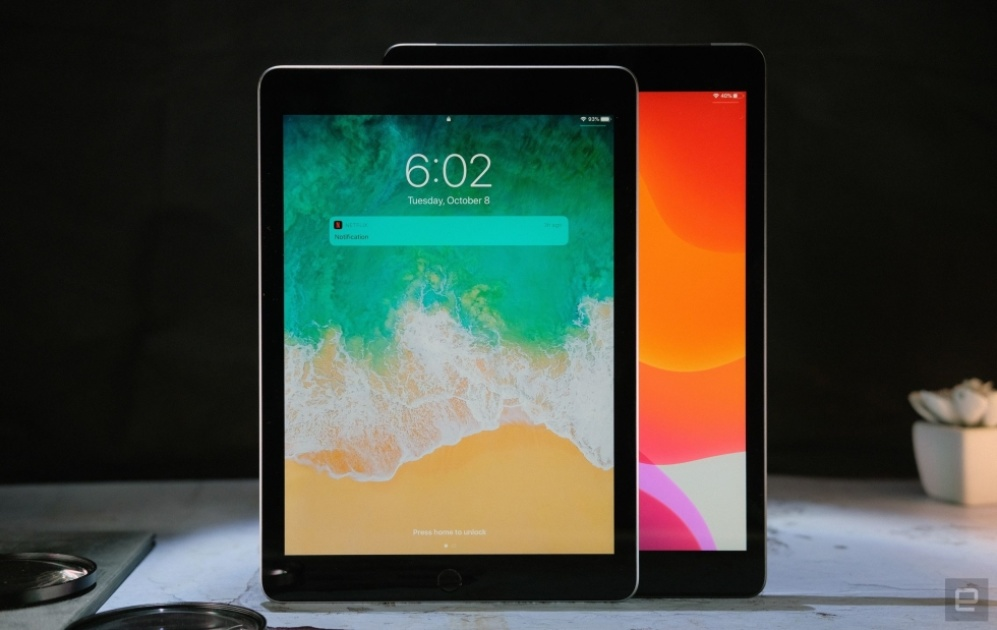 Apple's 10.2-inch iPad is back on sale for $250