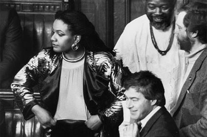 33 years since Diane Abbott was elected to Parliament as Britains first black woman MP.