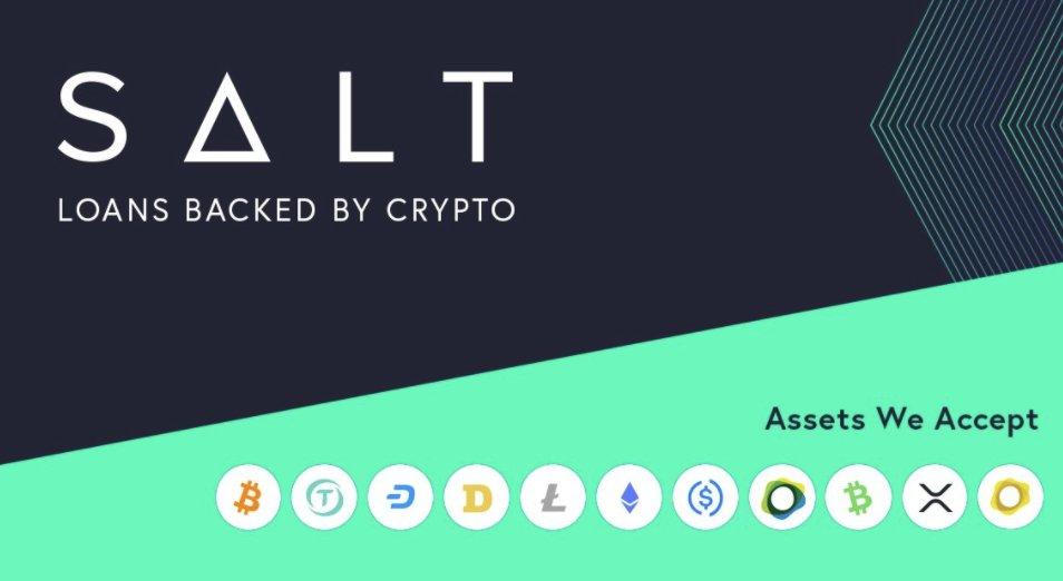 cryptocurrency salt price