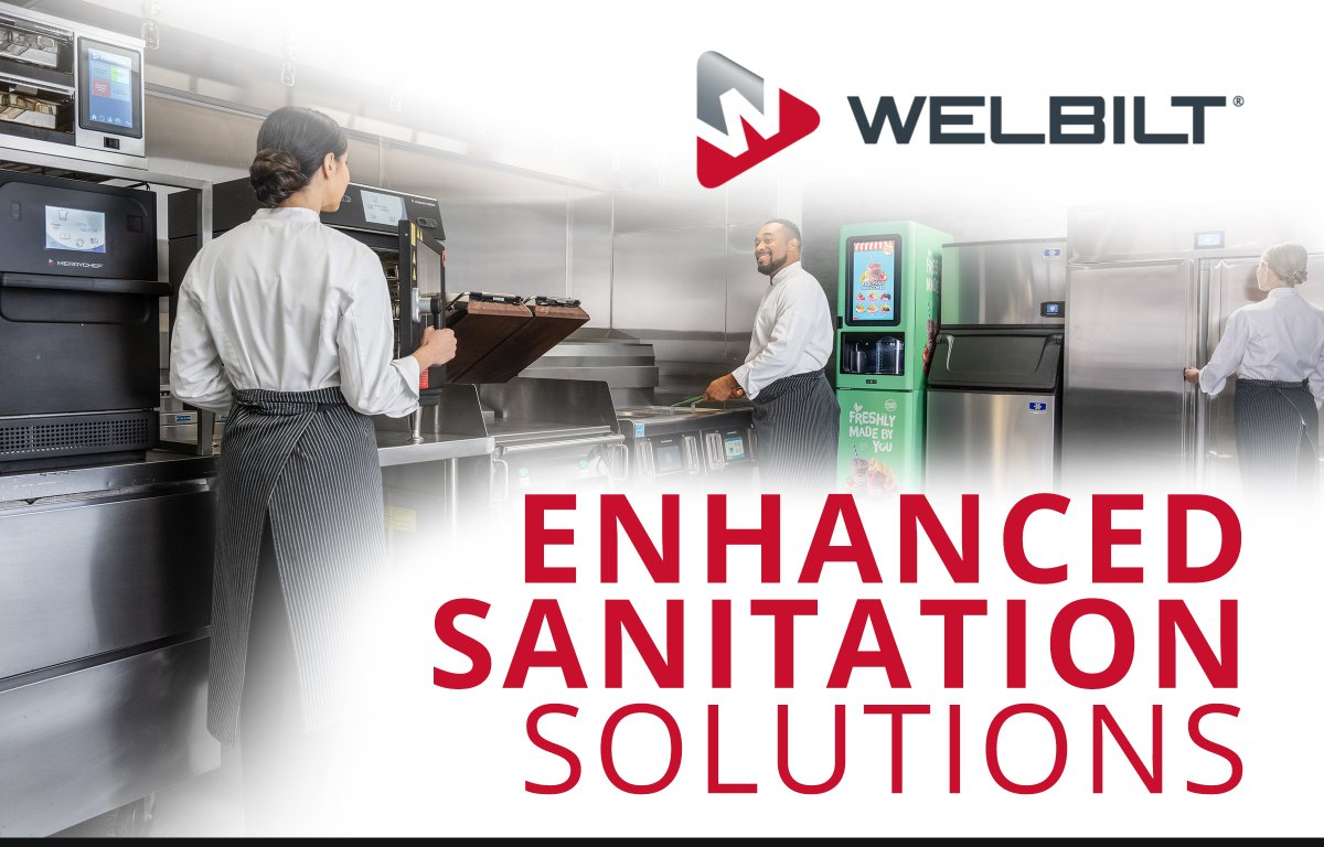 In your #first30 days of getting back to business, Welbilt brands are committed to supplying you with the most advanced sanitation solutions. View our one-stop resource page: https://t.co/TkxaBK0KHo  #First30 #sanitation #cleaning #foodsafety https://t.co/pEyU9VVrhN