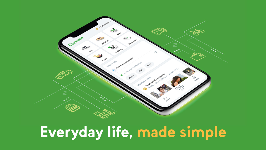 Excited to see the #CareemSuperApp launched across the greater Middle East today - a one-stop app for rides, food, groceries, deliveries, make payments & more to come. Congrats to @MudassirSheikha and the @careem team! https://t.co/yqmKxElxCz