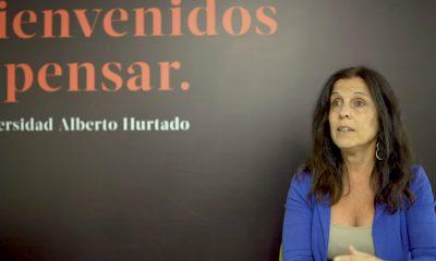 """#Cambiaelmundo ¿Qué implica lo """"integral"""" en la educación sexual? Graciela Morgade, explica cómo en Argentina se trabajó este concepto con enfoque de género y de DD.HH. en el plan escolar de educación sexual.  Su entrevista en: http://cambiaelmundo.uahurtado.clpic.twitter.com/Dam7CvcTD8"""