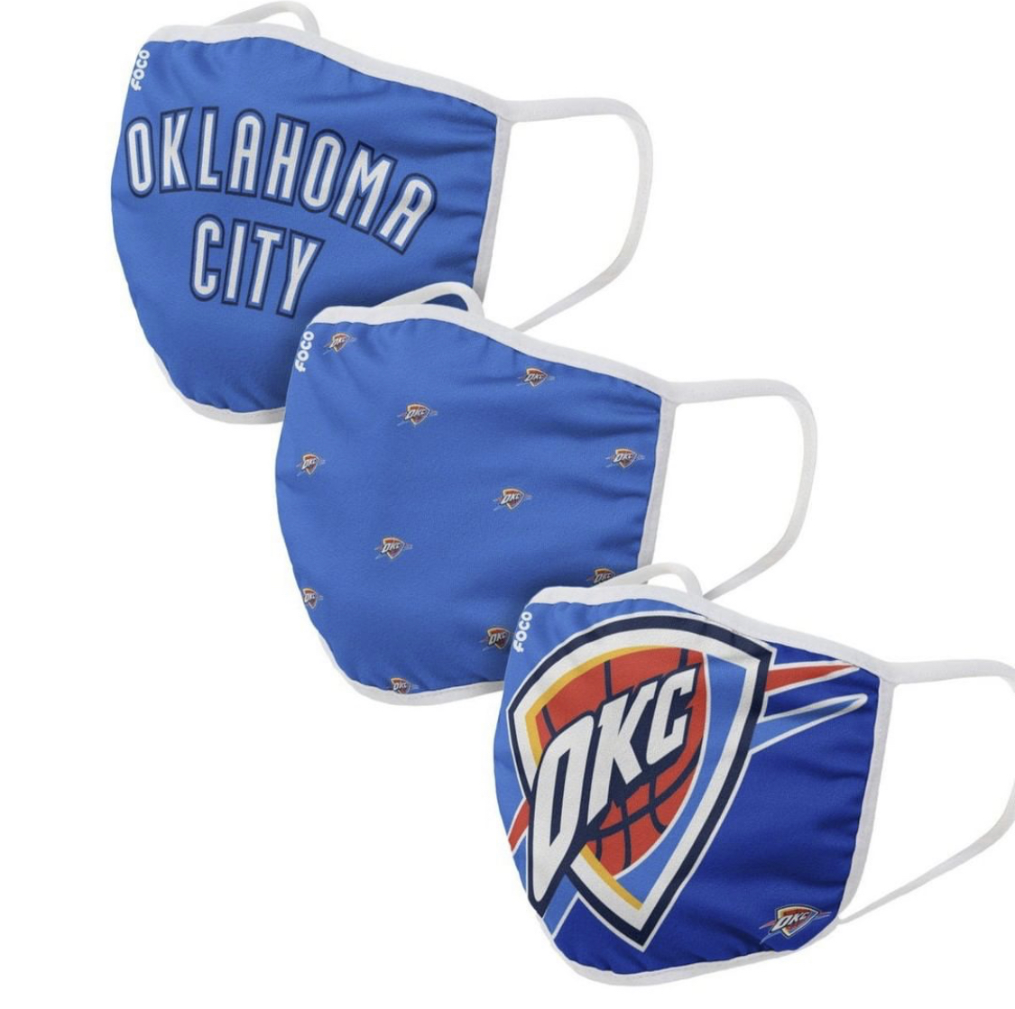 Get your Thunder face masks now at the @thundershop!  We will be donating 100% of the proceeds to the @rfbo and @okfoodbank. #ThunderCares  😷 | https://t.co/YoNohyBxBr https://t.co/HEyhXB9dJh