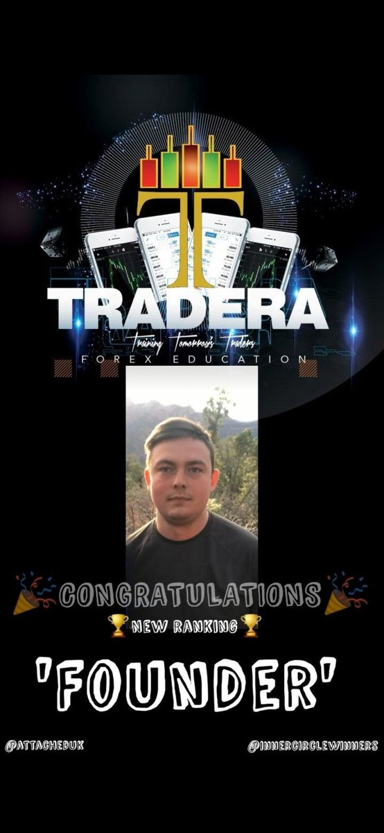 Tradera Forex Ranks