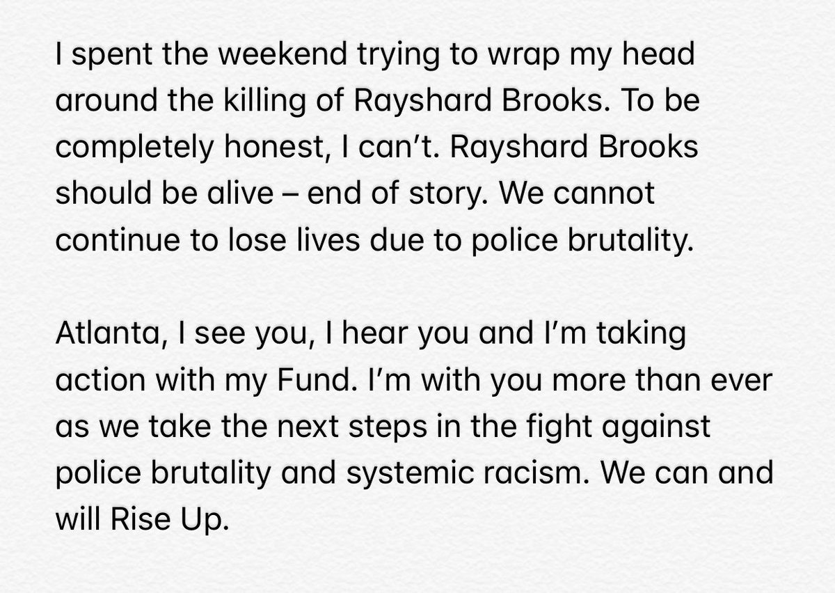 #RayshardBrooks