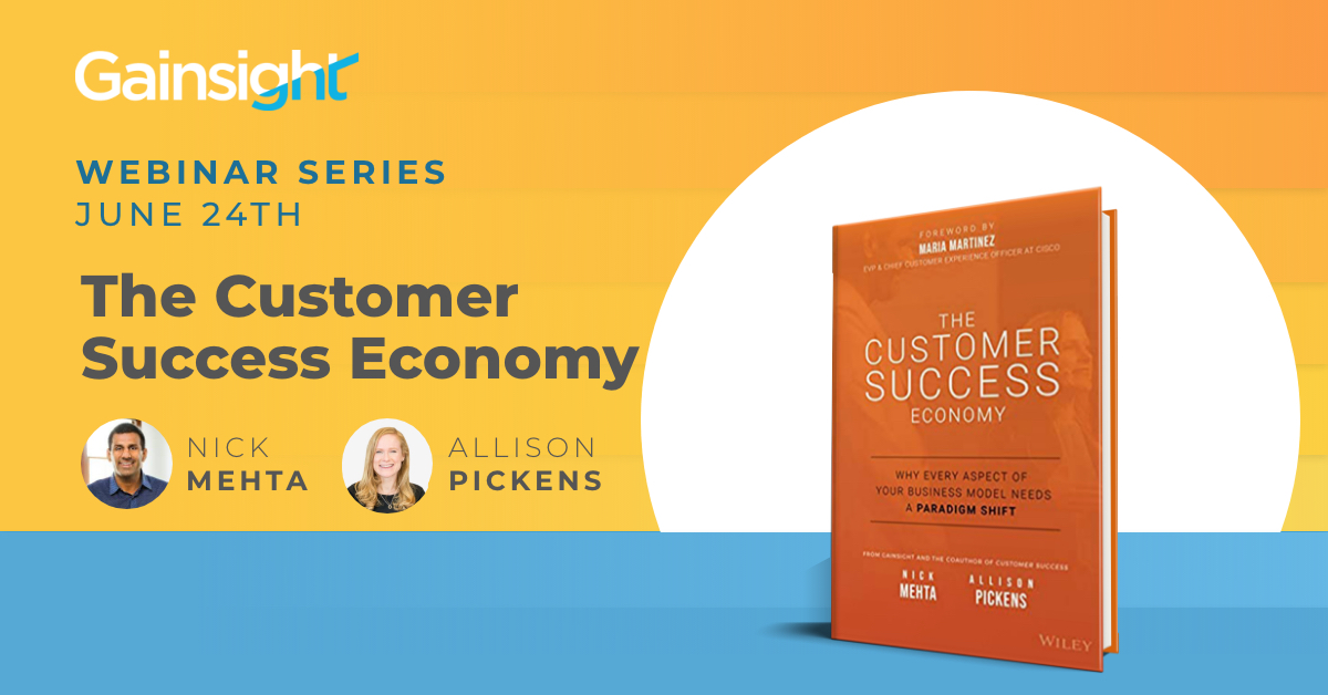Working on your summer reading list?   ✨  Announcing the Customer Love Summer Book Club  ➡️  Don't miss the first discussion on 6/24 with @nrmehta & @PickensAllison — Authors of The Customer Success Economy.  https://t.co/AiTypv5X1v https://t.co/kvpF8bfWhI